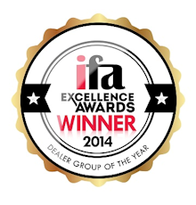 ifa Dealer Group of the Year 2014